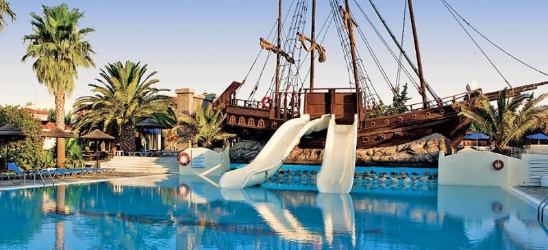 Hotel Sol Kipriotis Village - Kos stad - Kos